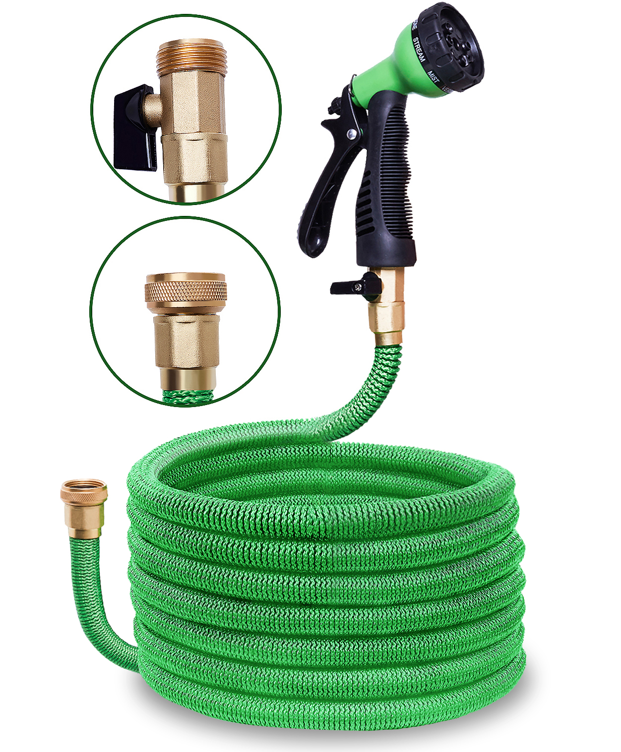 Garden Hose Pipe - -
