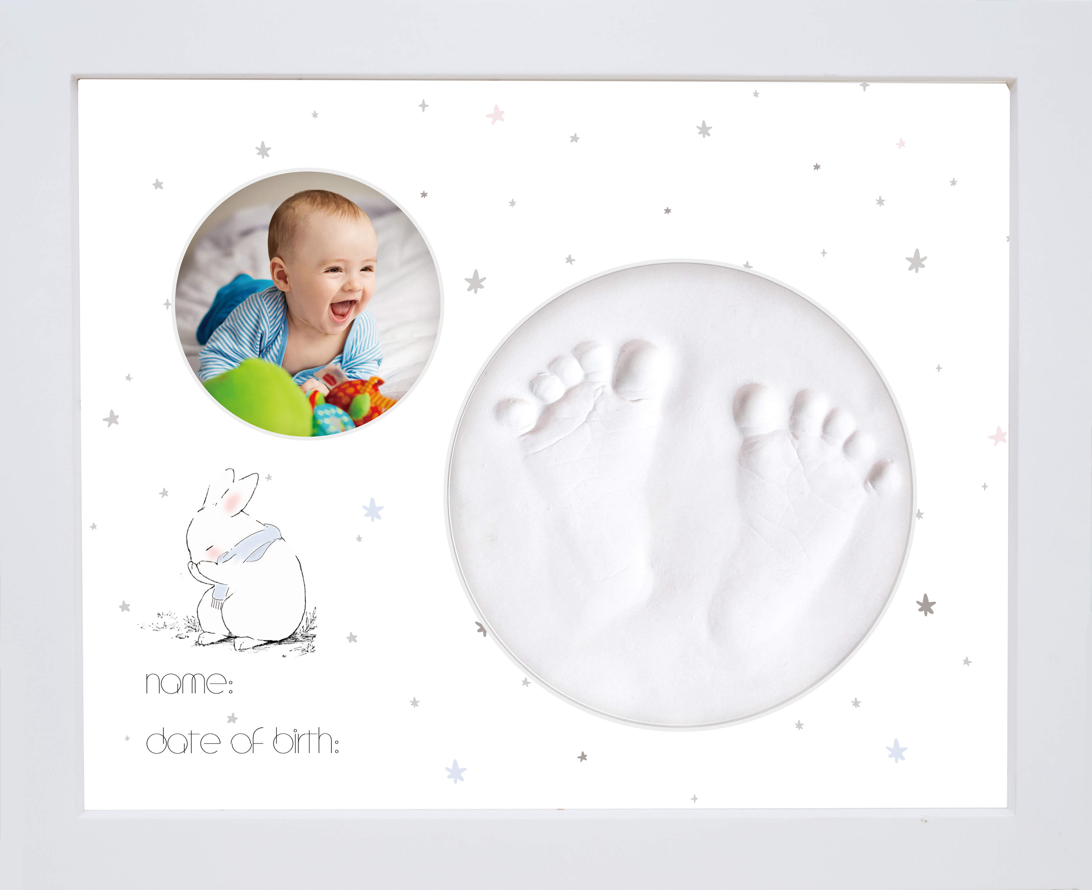 Small Baby Frame - -